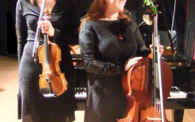[Column] Zo werd ik professioneel violiste…
