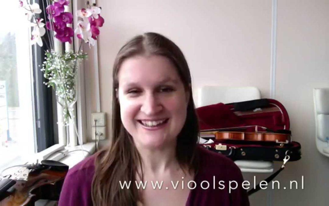 Verschillen tussen de viool en de altviool