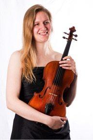 vioolles door viooldocent Vincie Faas altvioliste