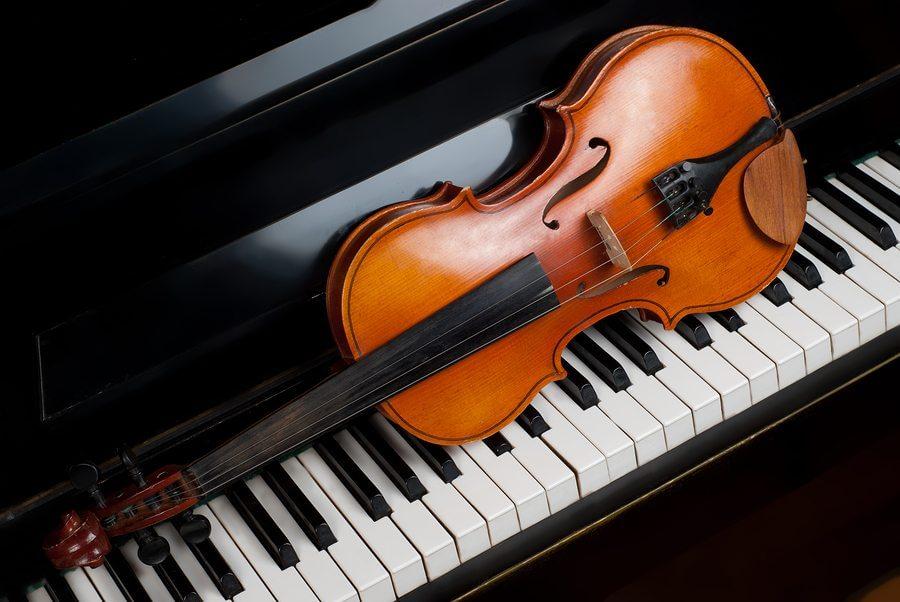 viool piano