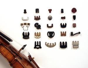 dempers voor viool