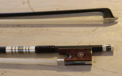 [Primeur] Zlata's eigen lijn carbon-fiber strijkstokken voor viool en altviool!