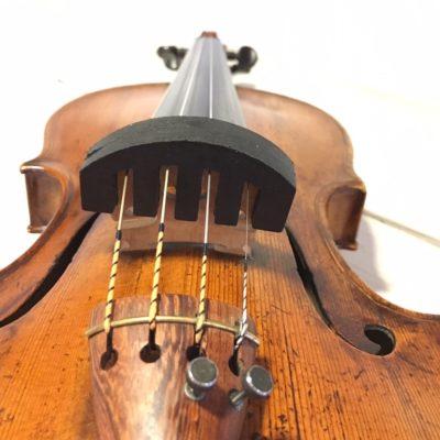 zware demper viool