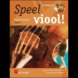 Speel Viool boek 2