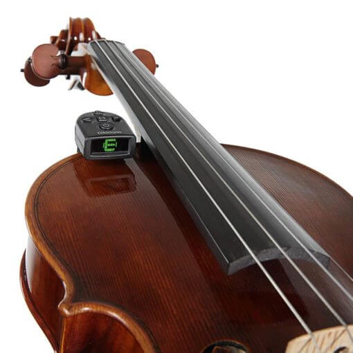 d'addario micro tuner viool