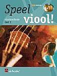Speel Viool deel 1 boek met CD