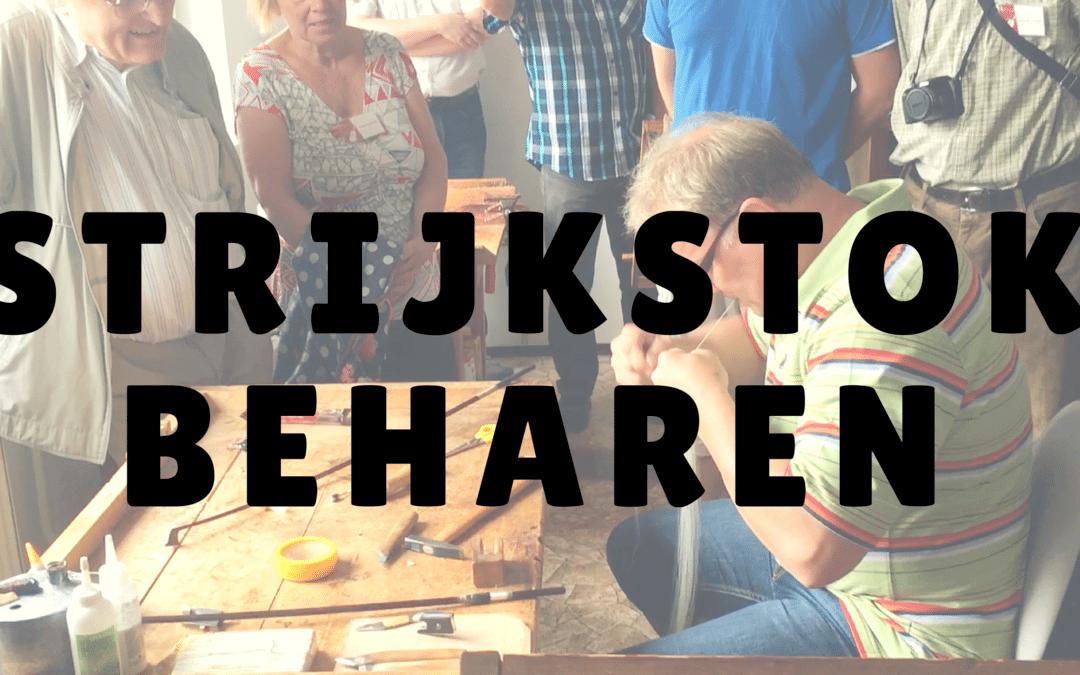 [Video] Tsjechische strijkstokkenmaker laat zien hoe je een strijkstok opnieuw moet beharen