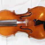Mittenwald viool voorkant