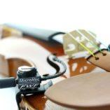 FWF Micromic pick up microfoon voor viool