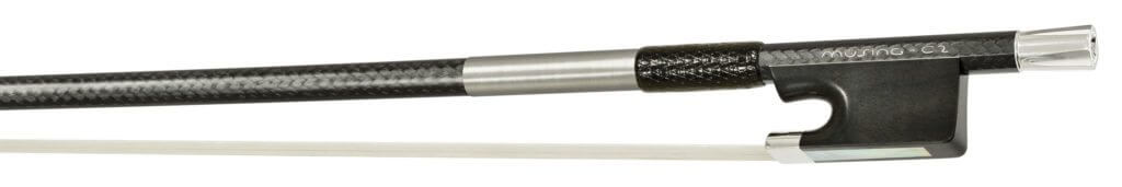 Müsing carbon fiber vioolstrijkstok C2
