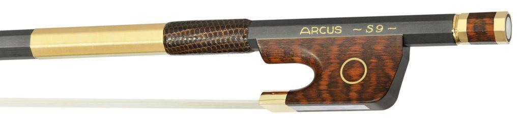 Arcus S9 carbon fiber strijkstok