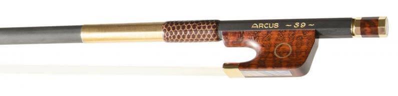 arcus S9 carbon fiber viool strijkstok rond