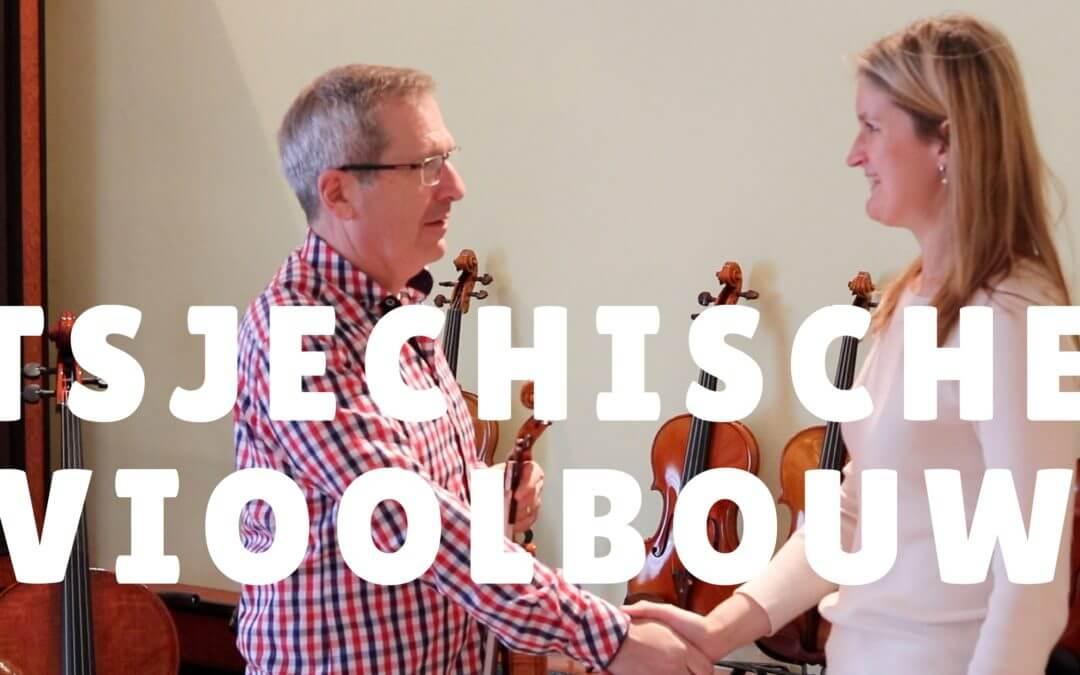 Video van de Tsjechische vioolbouwers – een kijkje achter de schermen in het atelier