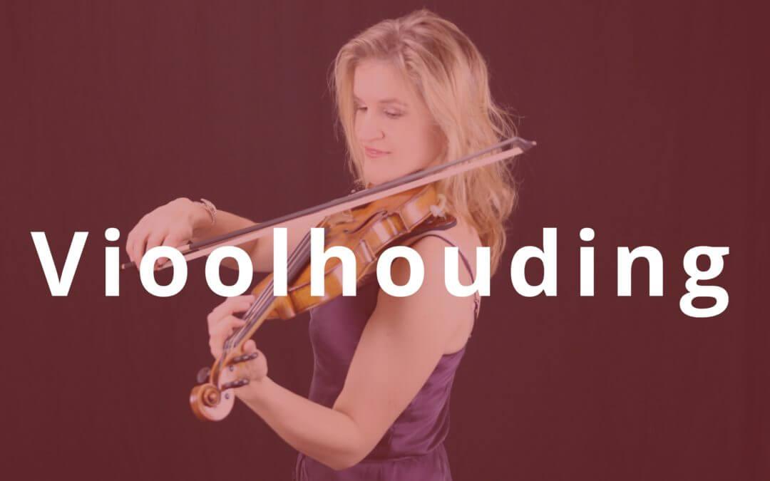 [Video] Beginnen met vioolspelen: Zo hou je je viool vast