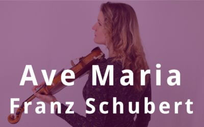 Ave Maria – Schubert (viool en piano)
