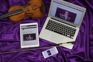 strijken viool