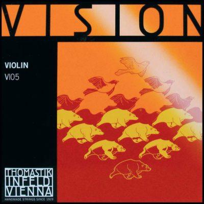 Thomastik Vision C-snaar voor 5-snarige viool