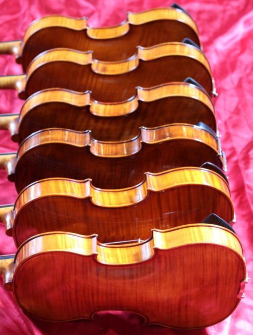 Wilfer duitse viool te koop rijtje