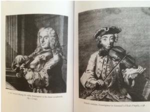 De geschiedenis van de strijkstok 1650 tot 1700