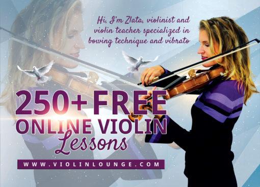 250 gratis online vioollessen