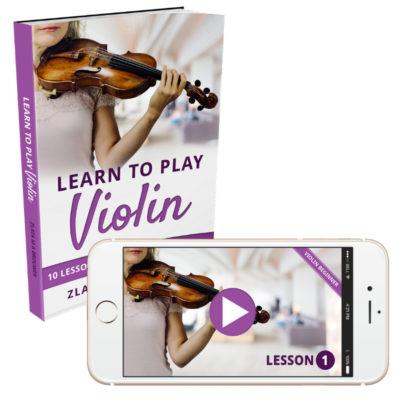 10 gratis vioollessen voor beginners