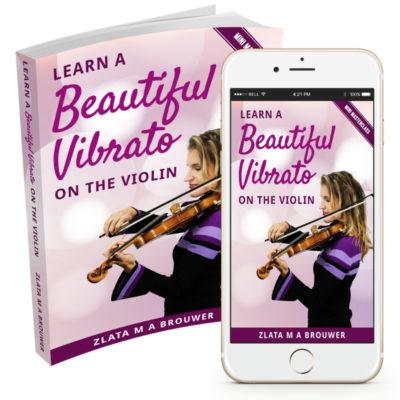 vibrato leren op de viool